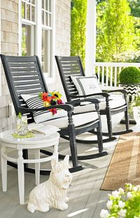 25+ best ideas about Outdoor rocking chairs on Pinterest ...