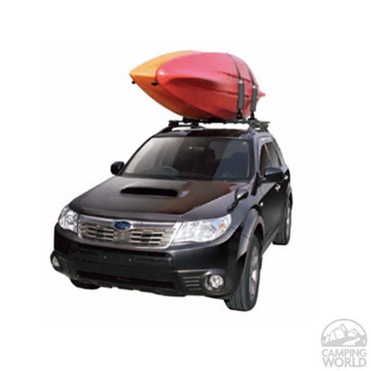 1000 Ideas About Kayak Car Rack On Pinterest Kayaking
