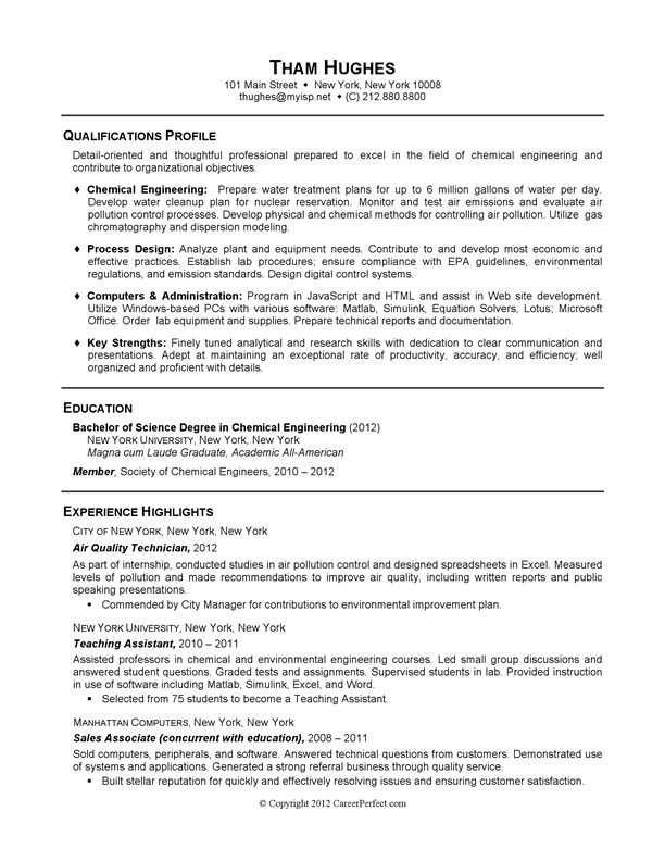Graduate School Application Resume Template - graduate school application resume sample