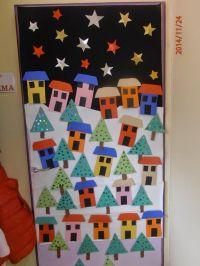 17 mejores imgenes sobre decoracin de puertas de clase ...