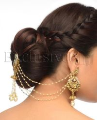 Pearl champaswaralu | Jewellery for a Telugu Wedding ...