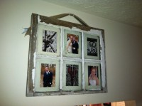 Window Pane frame | Look what I made! | Pinterest | Window ...