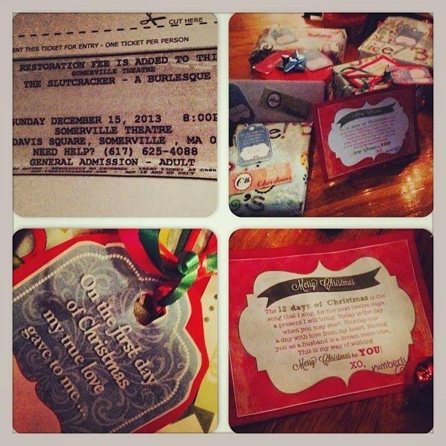 great gift idea for husband boyfriend 12 days of saveenlarge - 12 Days Of Christmas Gift Ideas For Boyfriend