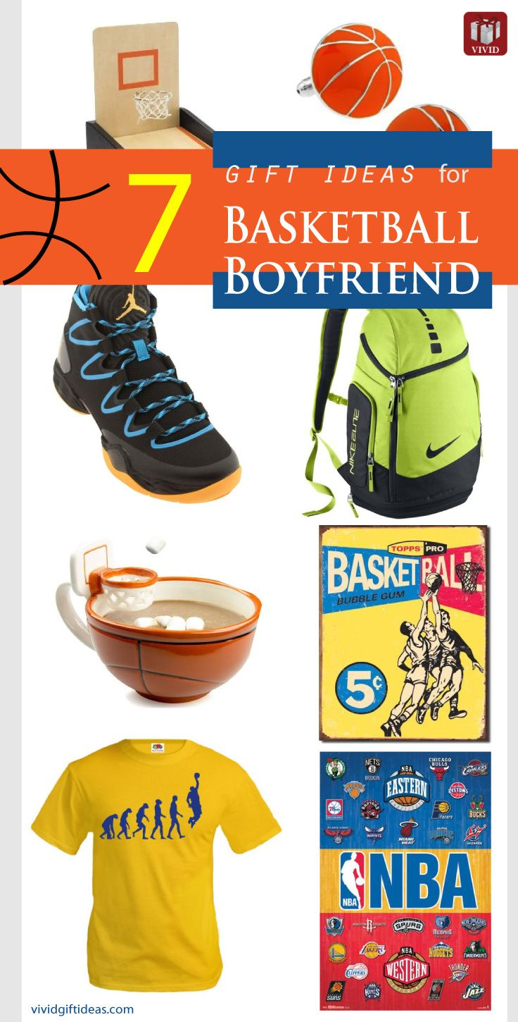 7 Best Gifts For Basketball Boyfriend Boyfriend Gifts