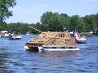 Roscommon, MI - Lake James 4th of July boat parade | 4th ...