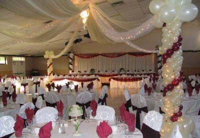 reception decorating on a budget | Wedding Reception ...