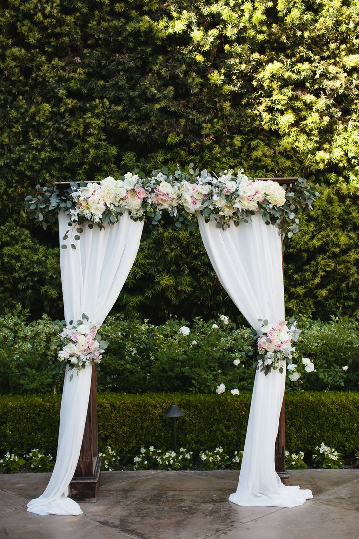 wedding arches wedding canopy 25 Best Ideas about Wedding Arches on Pinterest Outdoor wedding alters Outdoor weddings and Outdoor wedding arbors