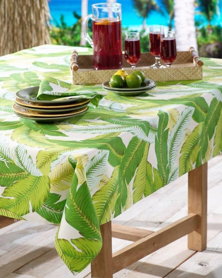 Tischdecke Gartentisch 50 Best Images About Hawaiian Tablecloths On Pinterest
