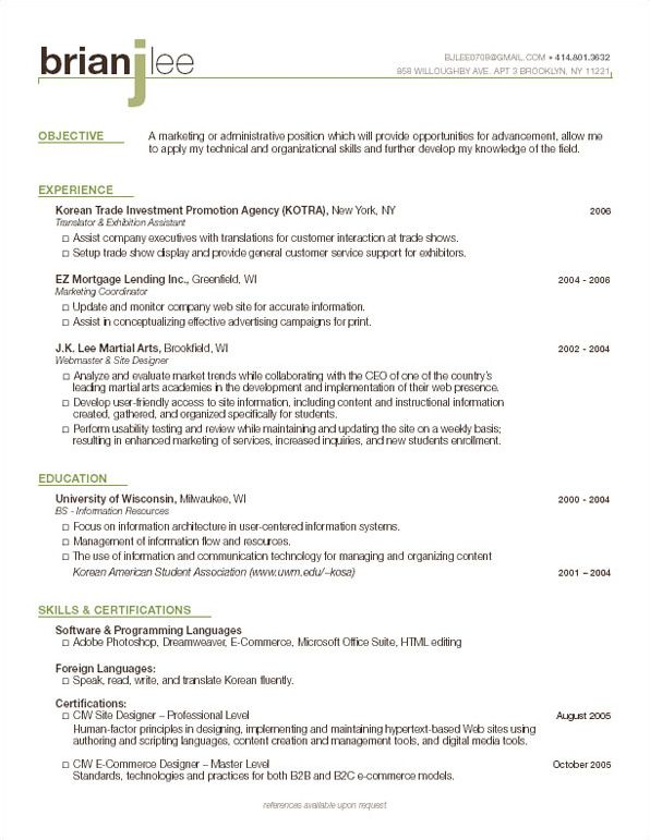 second page resume header professional resumes example online