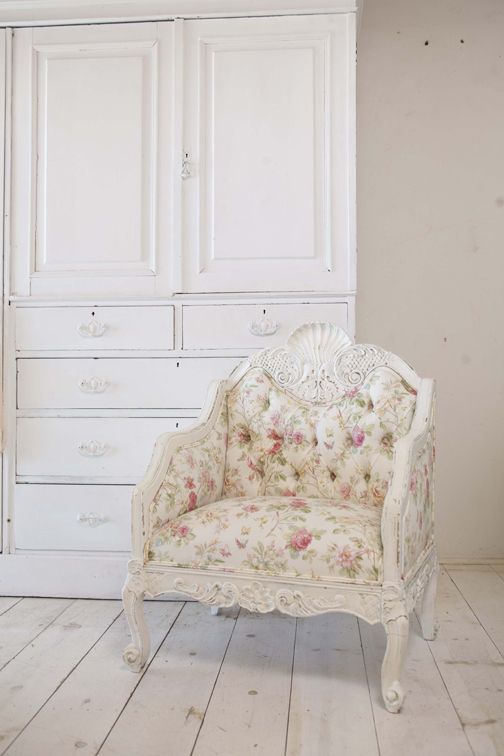 Sofa Shabby Chic Kaufen Shabby Chic(¯`★´¯)°floral Accent Chair