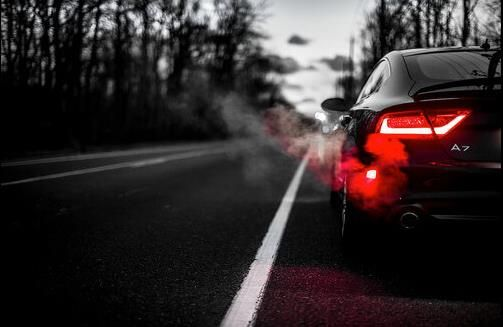 Car Lights Night Wallpaper Audi Cars Audi A7 And Car Lights On Pinterest
