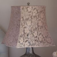 Best 10+ Lace lampshade ideas on Pinterest | Lamp shades ...