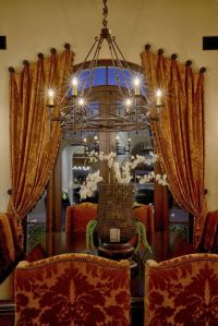 tuscan dining room | Old World, Mediterranean, Italian ...
