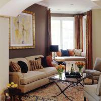 Contemporary Living cozy living room Design Ideas ...