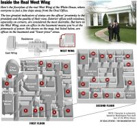 Inside The Real West Wing | TWW | Pinterest | West wing