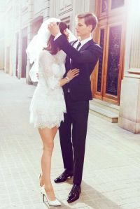 25+ best ideas about Courthouse Wedding Dress on Pinterest ...