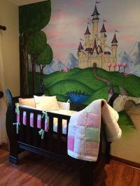 17 Best ideas about Castle Mural on Pinterest | Princess ...