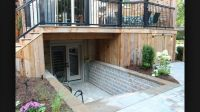 25+ best ideas about Basement entrance on Pinterest ...