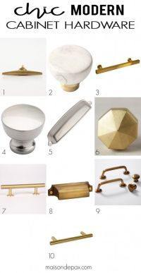 1000+ ideas about Cabinet Hardware on Pinterest   Cabinet ...