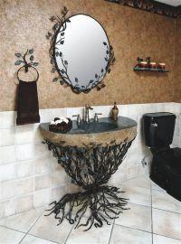 25+ best ideas about Gothic bathroom on Pinterest | Gothic ...