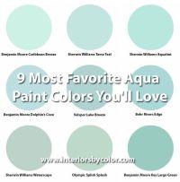 Best 20+ Turquoise paint colors ideas on Pinterest | Blue ...