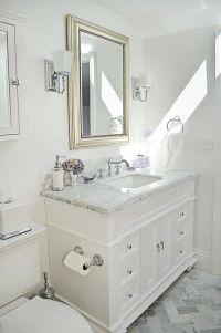 17+ best ideas about Small Bathroom Vanities on Pinterest