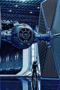Star Destroyer - Tie Fighter Hangar | STAR WARS UNIVERSE ...