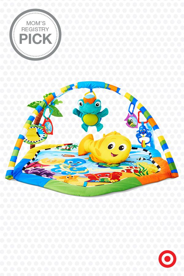 Baby Einstein Play Gym Reef Activities Toys And Plays