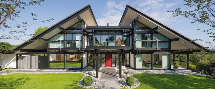 Container Haus London Huf Haus. High Performance, Luxury Homes, Made In A