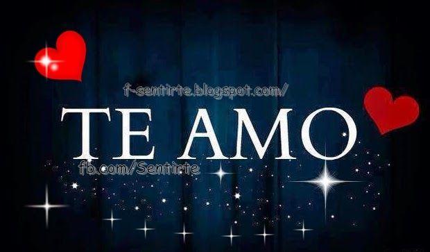 Kisses Wallpapers With Quotes Amor Mio ღೋ їз Postales Te Amo Para Dedicar Anillo