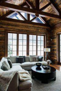Best 25+ Modern cabin interior ideas on Pinterest | Modern ...