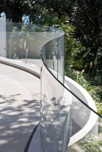 17 best ideas about Glass Deck Railing on Pinterest