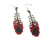354 best images about Beaded earrings on Pinterest ...