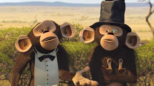 King Julian Hd Wallpaper Monkeys In Madagascar Favorite Tv Amp Movie Roles