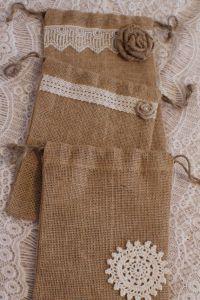 25+ best ideas about Burlap bags on Pinterest | Burlap ...