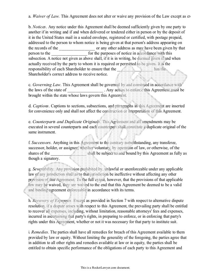 Doc.#536716: Investor Agreement Contract – Investment Contract