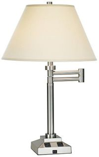 23 best ideas about Table Lamps with Power Outlets on ...