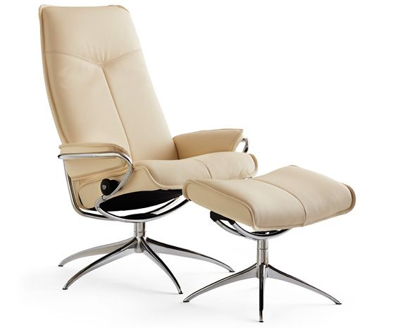 Stressless Sessel City Leather Recliner Chairs | Scandinavian Comfort Chairs