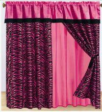1000+ ideas about Zebra Curtains on Pinterest | Zebra ...