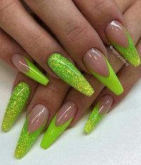 20+ best ideas about Neon Nails on Pinterest | Summer ...