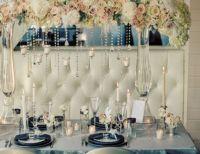 Winter Wedding Ideas - Elegant Table Setting - Click pic ...
