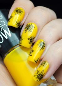 25+ best ideas about Sun Nails on Pinterest | Pink nail ...