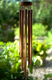 Copper Wind Chime Handcrafted Windchimes | Beautiful ...