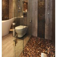 17 Best images about Penny Wall on Pinterest   Bathroom ...