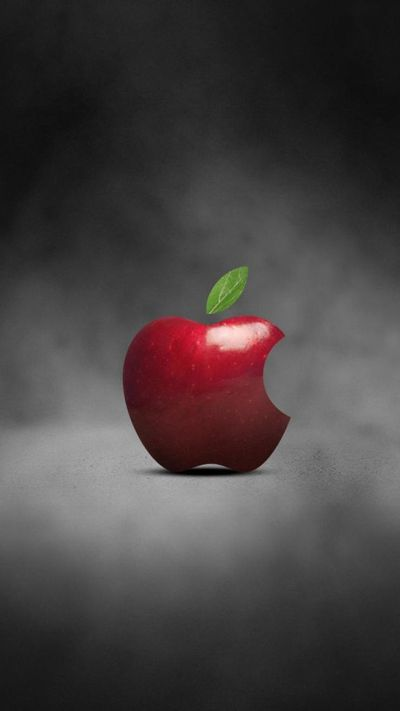 25+ Best Ideas about Apple Logo on Pinterest | Wreck this journal, Apple wallpaper iphone and ...