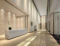 Modern Office Lobby Design   commercial, Interior Design ...