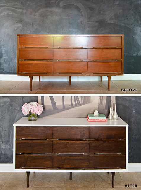 1000+ Ideas About Painting Veneer Furniture On Pinterest