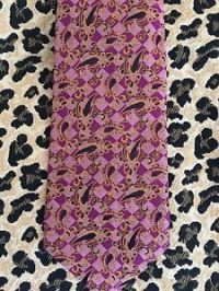 Euro Wide Knot Tie by Emilio Ponti Italian Silk Designer ...