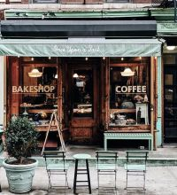 25+ best ideas about Cute coffee shop on Pinterest ...