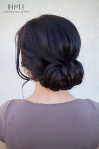 Best 25+ Low bun wedding hair ideas on Pinterest